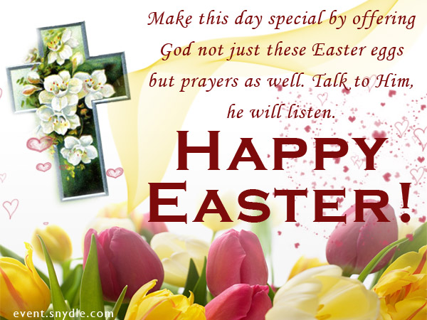 Easter Quotes and Greetings