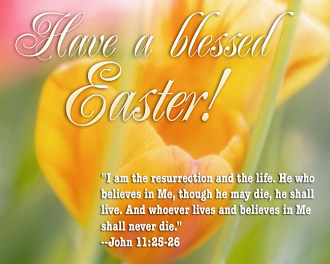 Happy Easter Sunday 2017 Quotes, Wishes, Messages, Sayings