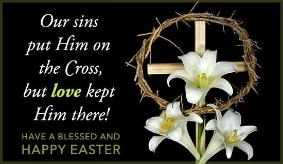 blessed easter images