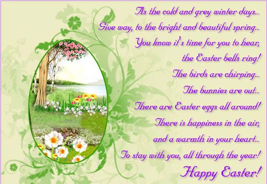 easter blessings quotes