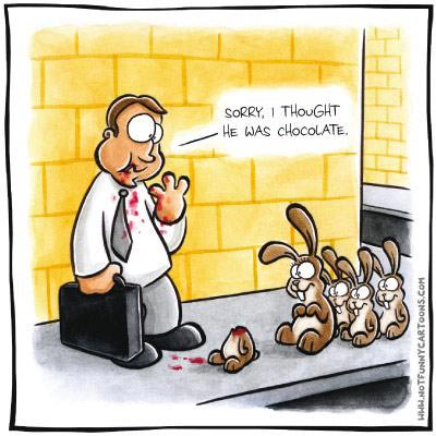 easter cartoons funny