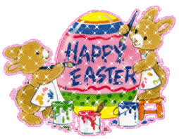 happy easter images animated