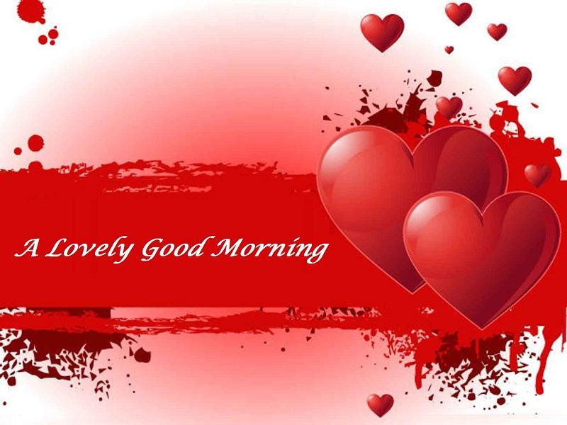 Good Morning Love Pics
