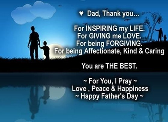 Father's Day From Son Quotes