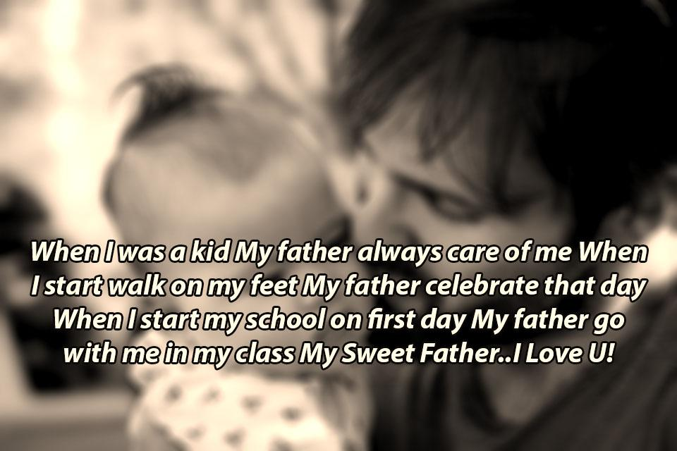 Happy Fathers Day 2017 Quotes from Daughter