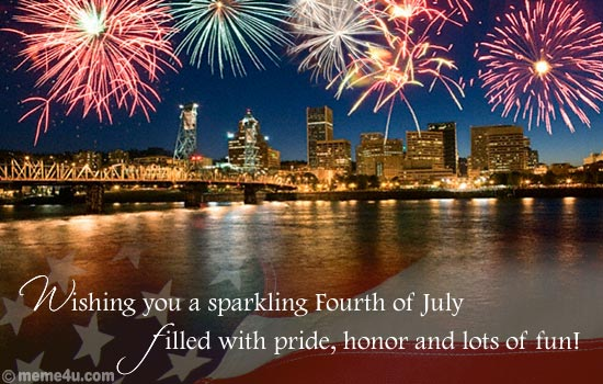Happy Fourth of July Messages Greetings Images Pics