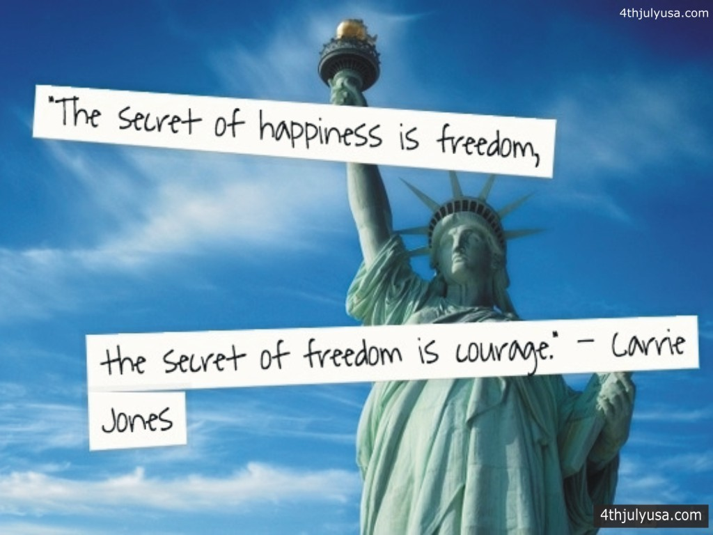 Happy Independence Day Quotes USA July 4th Images Gif