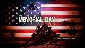Happy Memorial Day HD Wallpaper