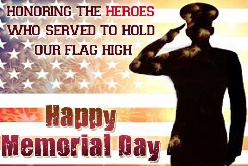 Happy Memorial Day Sayings Images