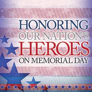 Memorial Day Greetings Cards