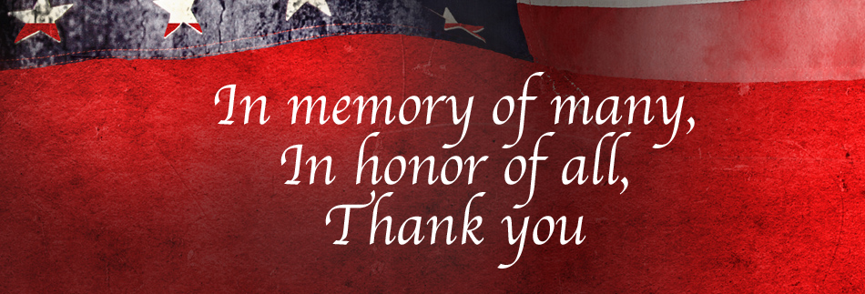 Memorial Day Thank You Quotes & Sayings