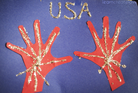Memorial day crafts for infants