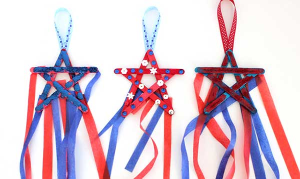 Memorial day crafts for kids
