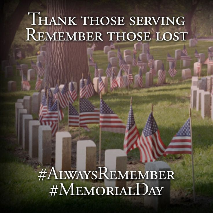 Remember Memorial Day Prayers