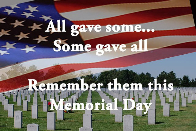 Remember Memorial Day Prayers