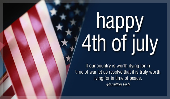 4th July Messages