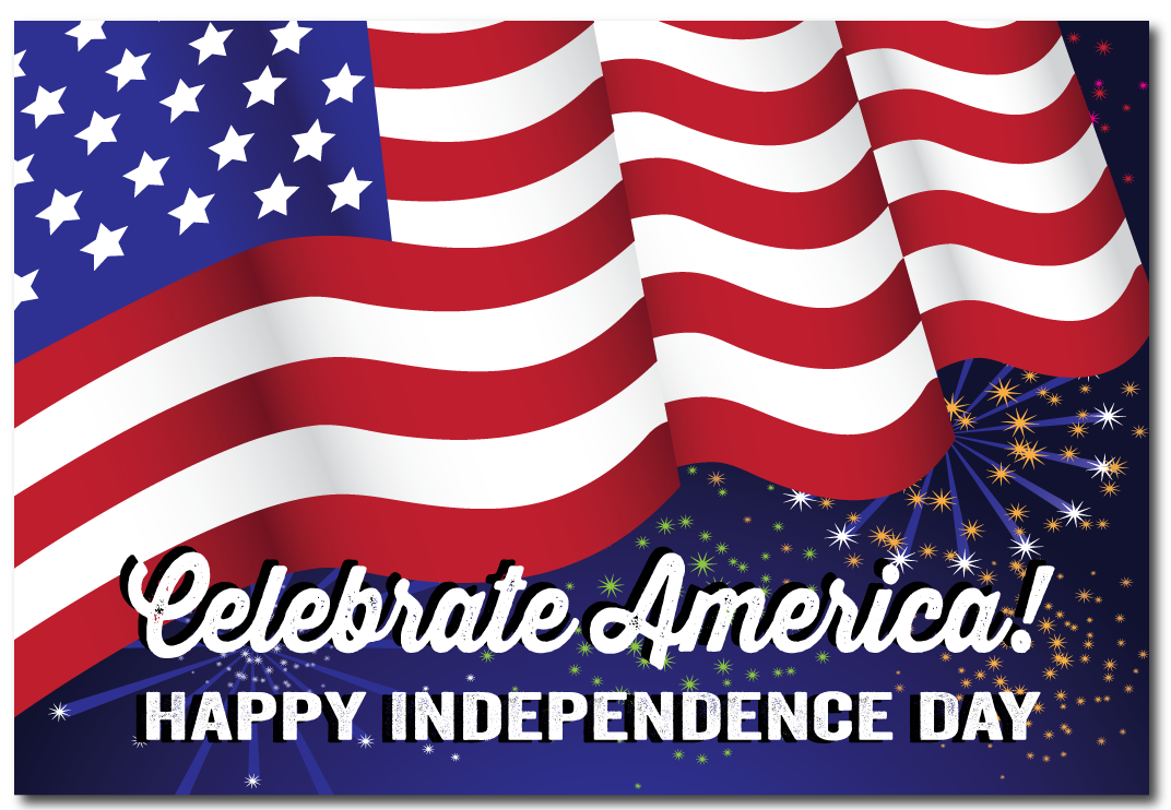 4th of July Greeting Cards Messages