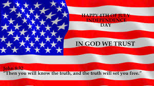 4th of July Prayer