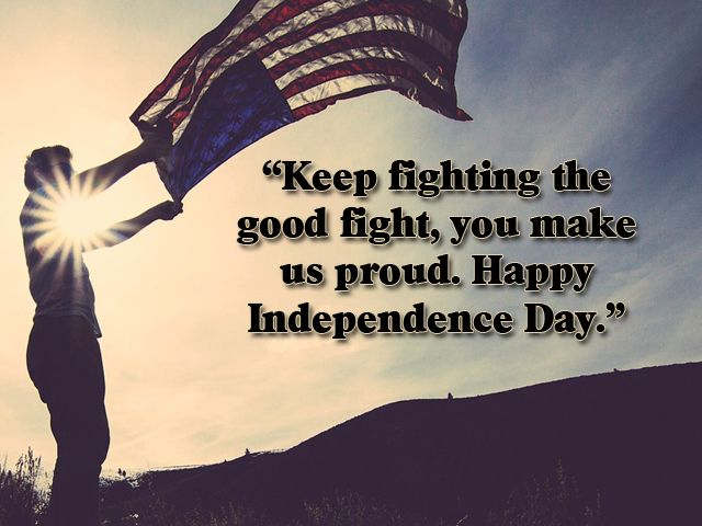 Fourth of July Messages