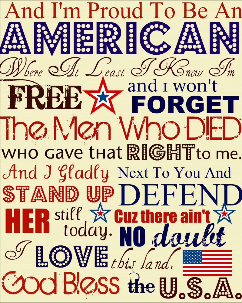 Happy 4th July Quotes, Sayings, Wishes