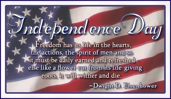 Happy 4th July Quotes