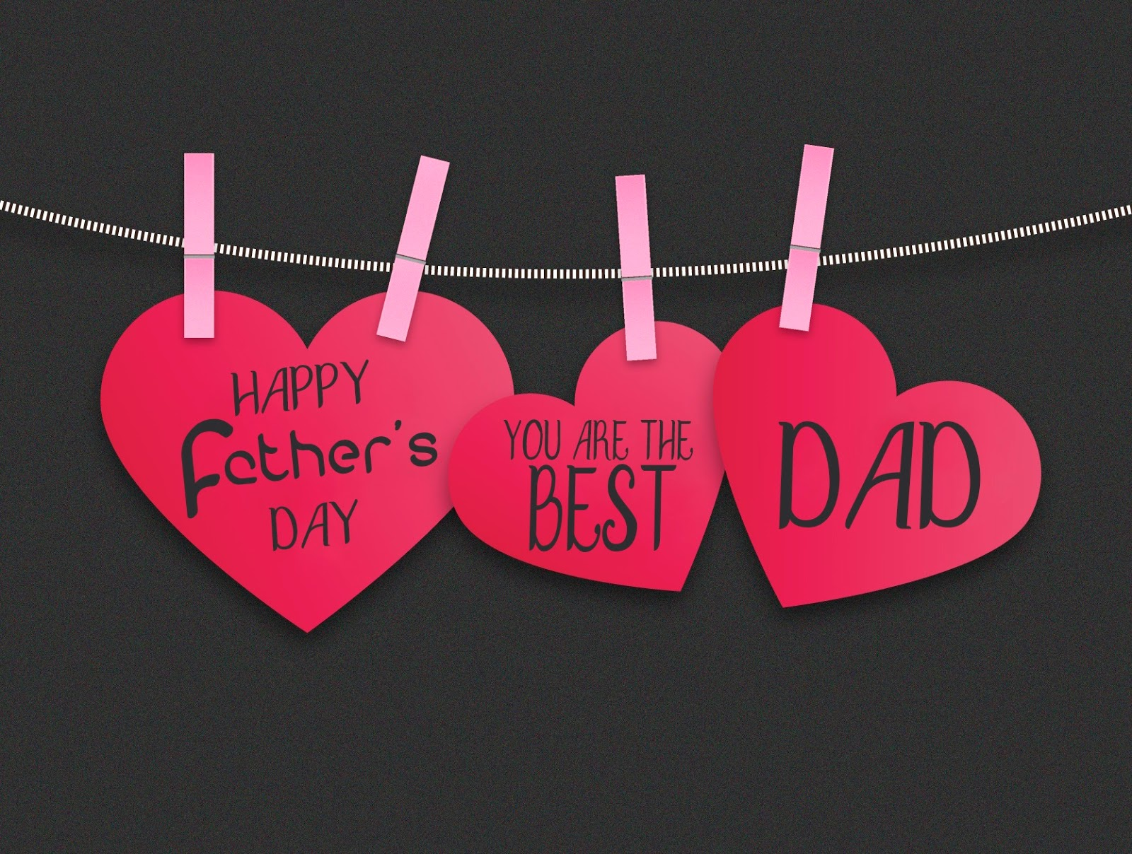 Happy Fathers Day 2017 HD Images Pictures Photos Greetings Wallpapers Free Download