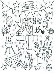4Th Of July Color Pages 4Th Of July Coloring Pages For Kids 4Th Of July Coloring Pages For .