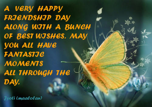 Best Friendship Day Quotes 2017