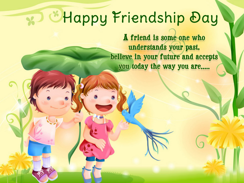 happy international friendship day quotes